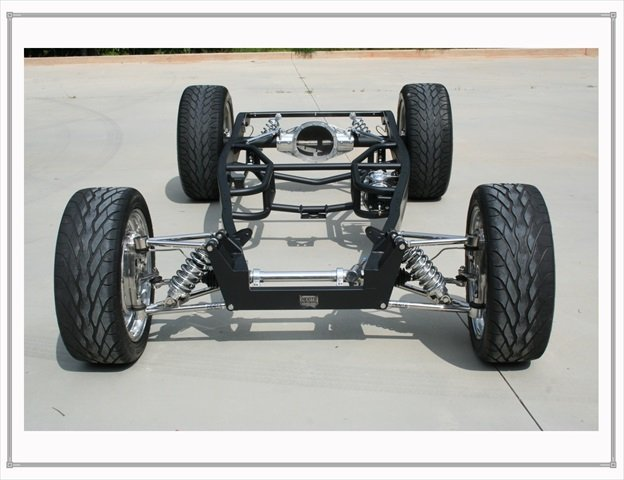 1932 FORD CHASSIS (Show IFS)
