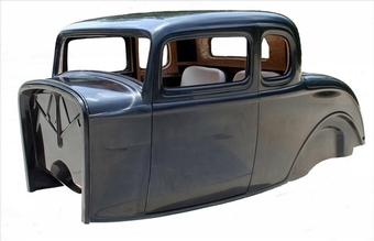 1932 Ford 5-Window Coupe Body