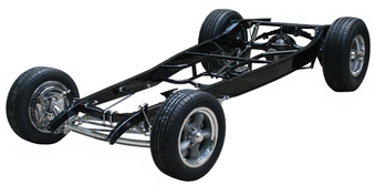 1932 Ford Chassis