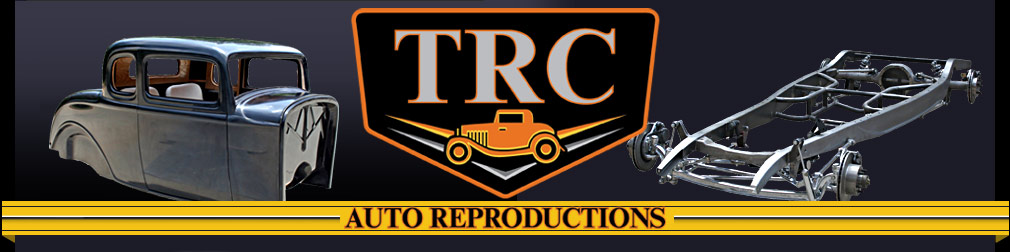 TRC Auto Reproductions - 32 Ford reproduction bodies and chassis